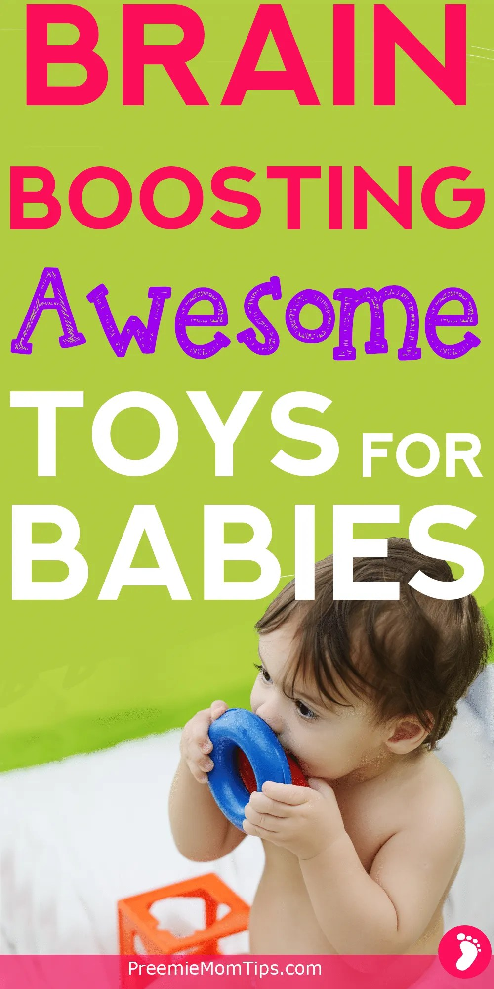 You want to give your baby all the best! Boost your baby's senses with these awesome must-have toys for your baby's development!