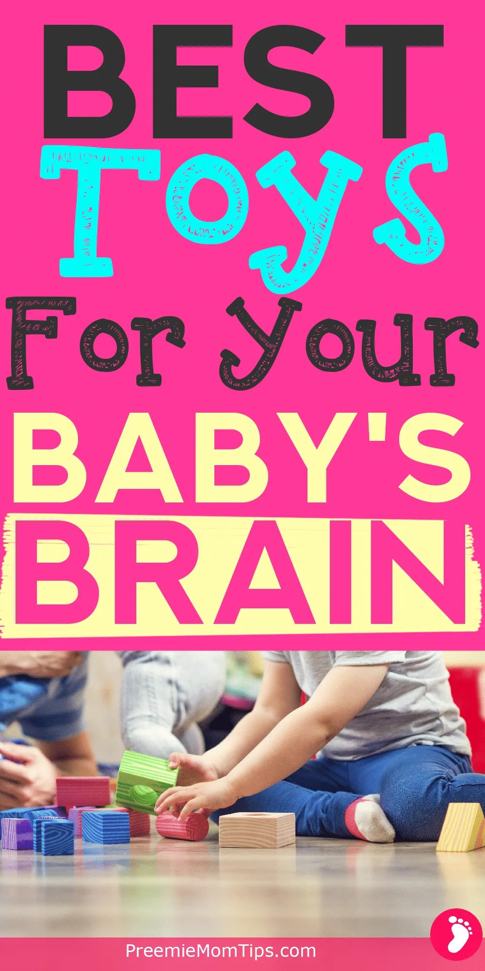 Must-haves to boost your baby's brain and development! Give your baby all the best to help him during each and every step of the way!