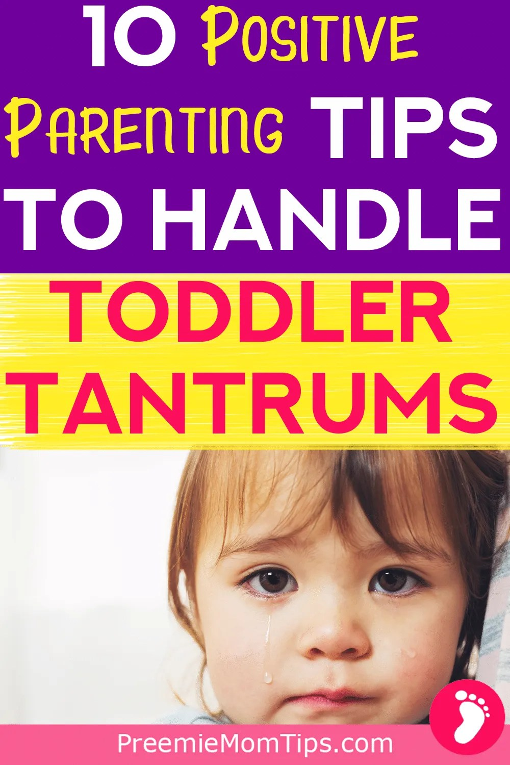 Have your felt that heat of anger rising while your toddler is screaming at the super market? Here are my top tips to handle toddler tantrums by being a positive parenting mom!