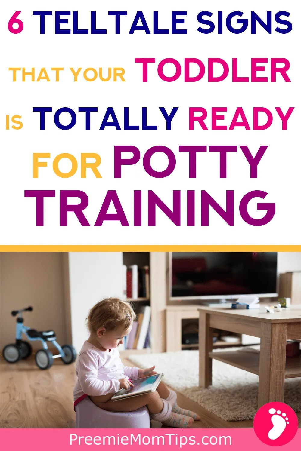 Is your toddler ready to start potty training? Achieve potty training succes with this comprehensive guide for new moms!