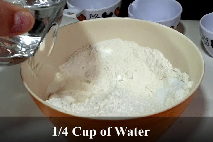 Step 7: Add Water
