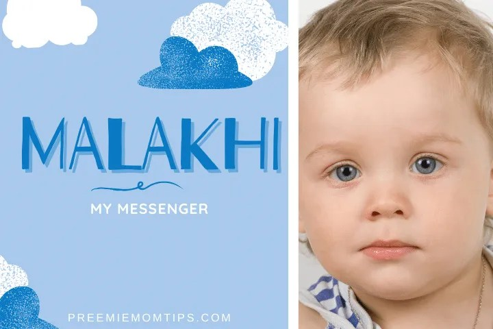 "Another top trending baby name for boys is ""Malakhi""."
