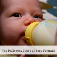 What are the Different Types of Baby Formula? - Preemie ...