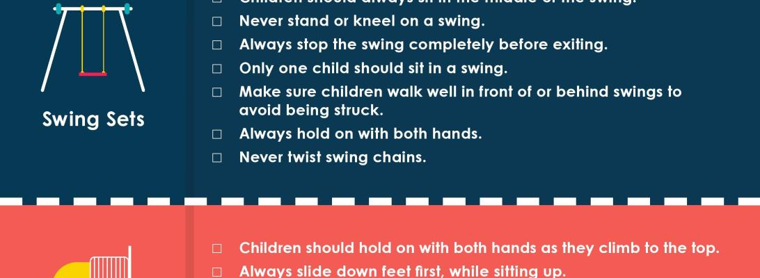 Playground Safety Checklist Preemie Twins Baby Blog
