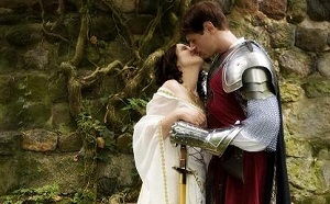 Knight In Shining Armor Marriage Proposal PreEngaged Com