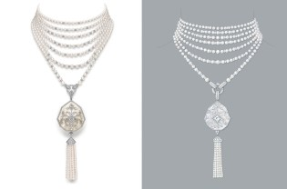 Nagaur necklace (Design and final piece) from the Bleu de Jodhpur by Boucheron