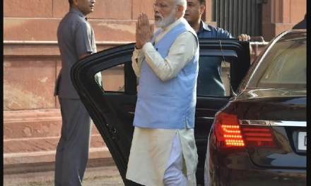 At India Energy Forum, PMModi says India's energy future bright and secure