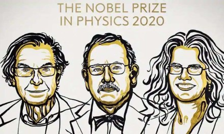 2020 Nobel Prize for Physics awarded to Roger Penrose, Reinhard Genzel and Andrea Ghez