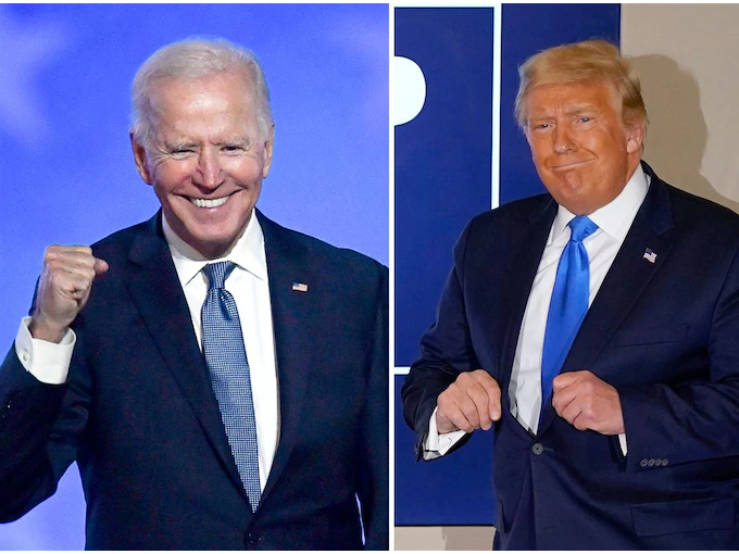 Americans pivot from red-hot Trump to Biden's seasoned cool