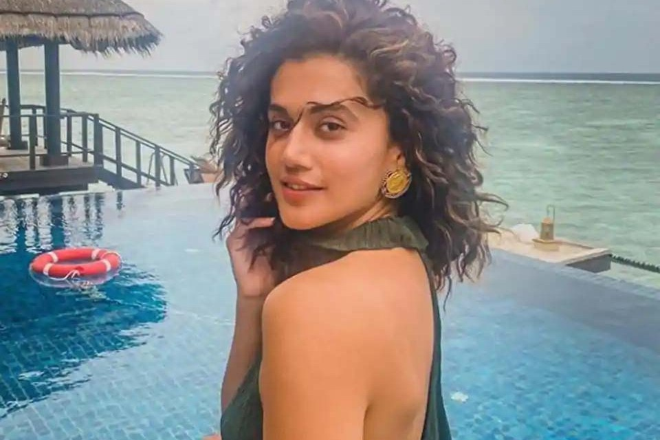 Taapsee Pannu: I was replaced because hero's wife didn't want me in the film