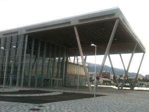 foto de terminal maritima de Balearia en Denia (Alicante)