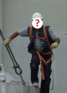 foto de montador de prefabricado