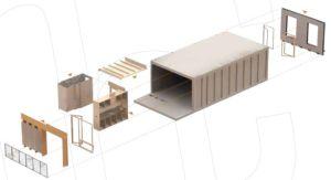 compact habit una de las soluciones innovadoras en prefabricado