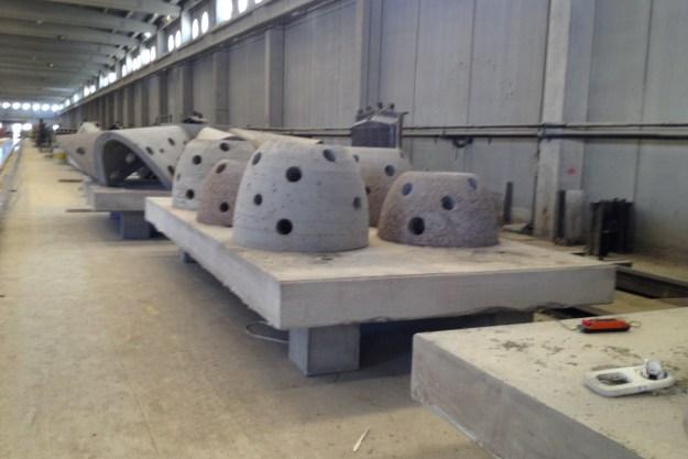 arrecifes prefabricados de hormigón