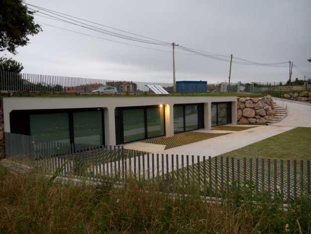 vivienda modular en hormigón de worldmetor