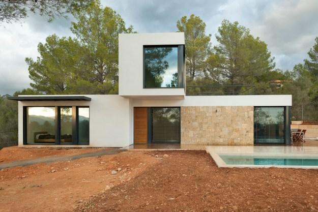 Ejemplo de vivienda modular