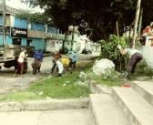 Prefeitura realiza mutirão de limpeza pública em Carapajó
