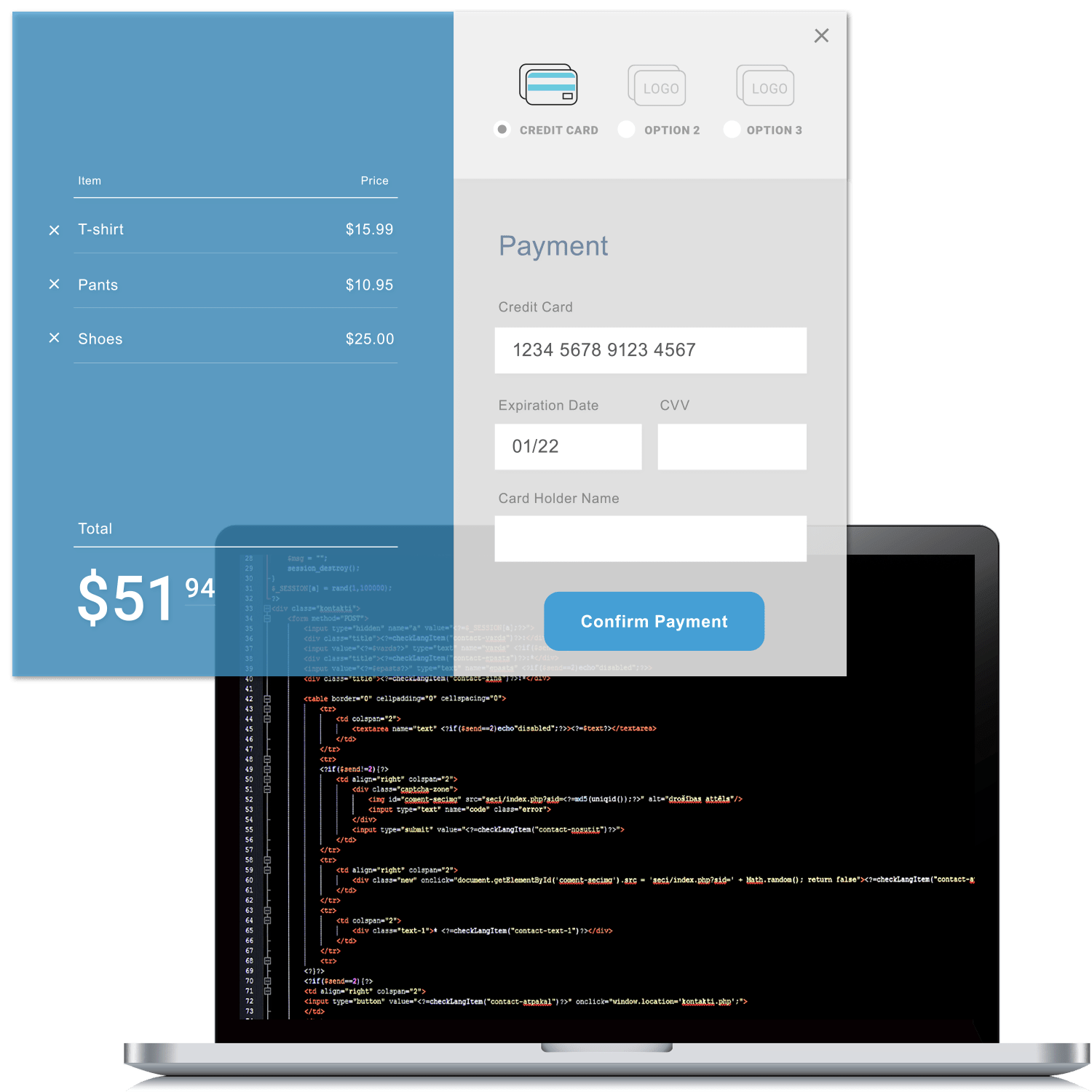 Beaches] Paypal payment with credit card in php