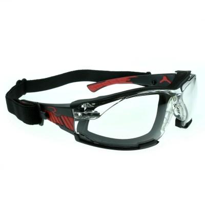 Obliterator™ Anti-Fog Safety Glasses