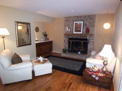 Burke Virginia Family Room After HomeStaging
