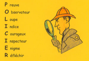 metier_policier_jaune