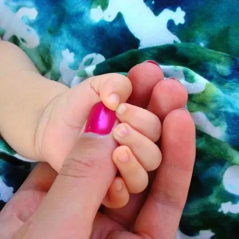 Pregnancy Safe Nail Polish