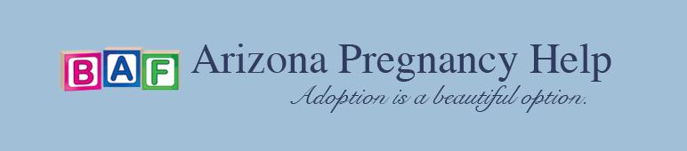 AZ Pregnancy Help Logo
