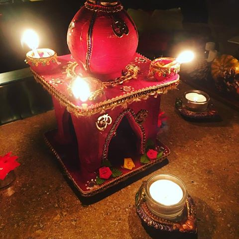 Today Is #diwali. Diwali Celebrates The Victory Of Light Over…