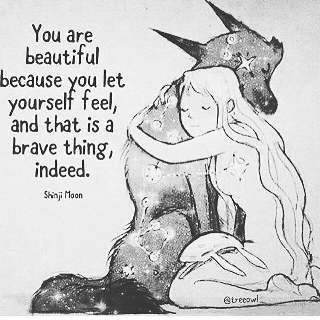 This Is Exactly What Healing Is. Feel Your Feels. It…