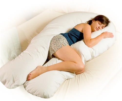 how to use a pregnancy pillow best