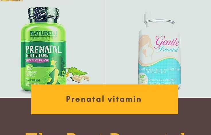 What Are The Best Prenatal Vitamins With Folate?