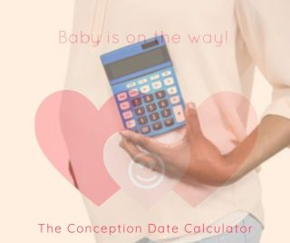 The Conception Date Calculator