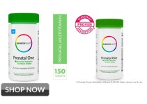 Rainbow Light Prenatal One Multivitamin: Is it good for you? (Review)