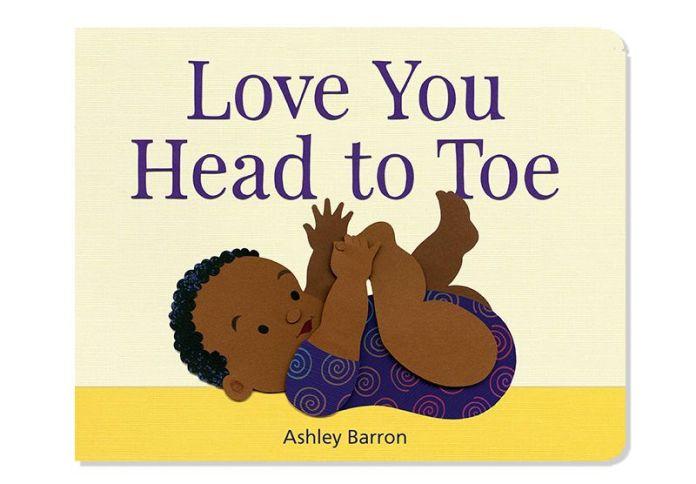 Love You Head to Toe board book