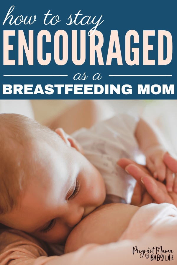 Inspiration, motivation and encouragement for breastfeeding moms. How to keep your motivation when you want to give up breastfeeding. Breastfeeding isn't easy. When it gets painful, or your scared you'll lose your milk supply you might need extra encouragement to keep going. Try these tips.