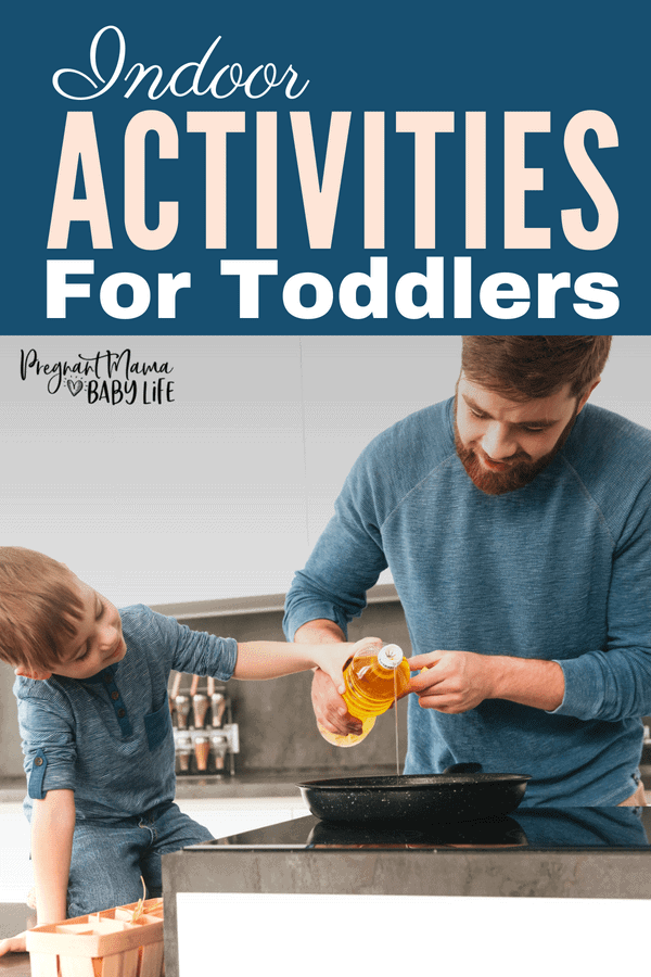 Fun indoor toddler activities that inspire creativity and growth. Great for rainy days.
