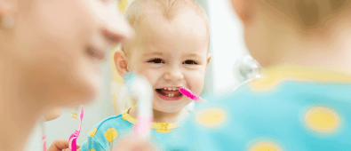The no stress guide to teething and baby tooth care