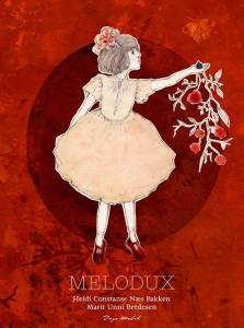 Melodux - En bok om sorg og drømmer - cover