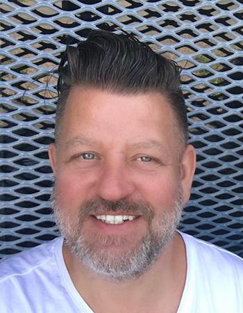 Tarjei Krogh, portrettfoto av forfatter