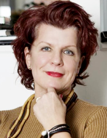 Vibeke Beathe Bjerg, portrettfoto av forfatter
