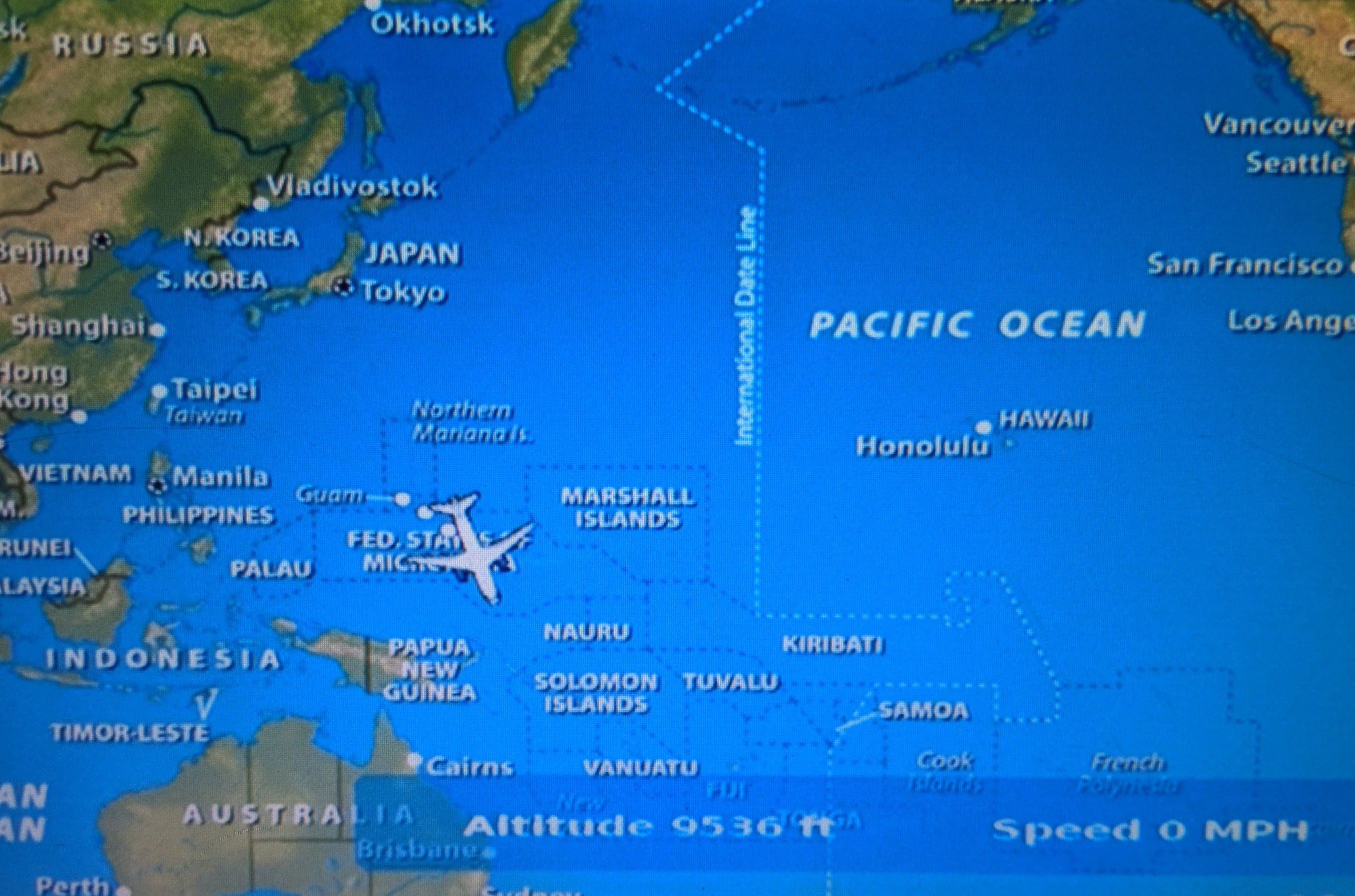 Guam Spanish Occupation