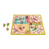 Rauswurf-Spiel/ Ludo-Spiel Carrousel