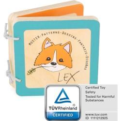Babybuch Lex (Muster)