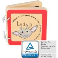Babybuch Ludwig (Kontraste)