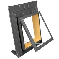 Dachfenster Dachausstiegsfenster mit Metalleindeckrahmen