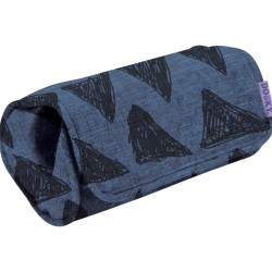Dooky Arm Cushion - Babyschalentragepolster / Blaues Tribal