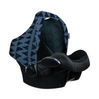Dooky Hoody - Sonnenverdeck für Babyschalen / UPF 50+ / Blaues...