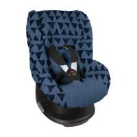 Dooky Seat Cover 1 - Auto-Kindersitzbezug Gruppe 1 / Blaues Tribal