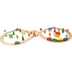 Eisenbahn Acht