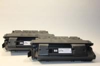 HP C4127A 27A 2 Kartuschen Toner Black -Bulk